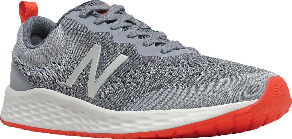 Men's New Balance Fresh Foam Arishi v3 Running Sneaker, Light Cyclone/Ocean Grey, large, image 1