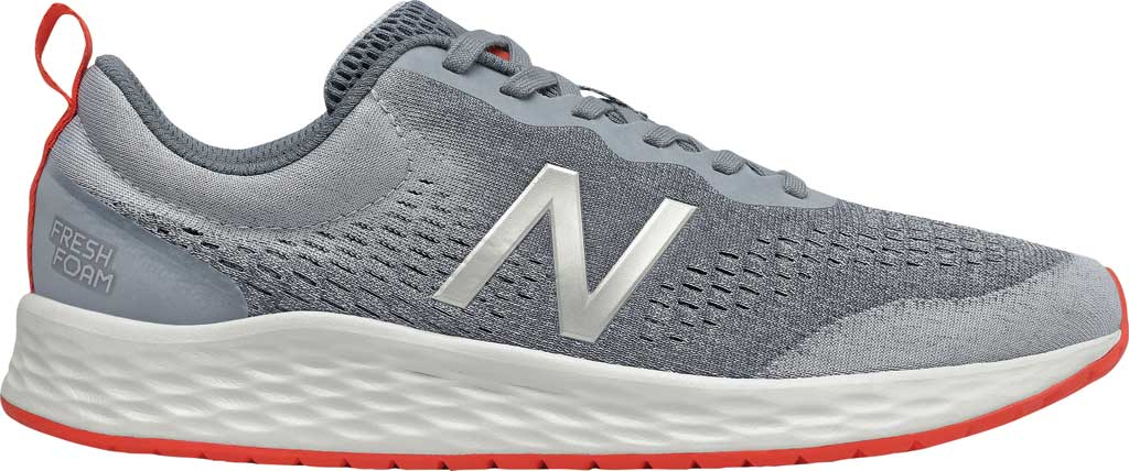 Men's New Balance Fresh Foam Arishi v3 Running Sneaker, Light Cyclone/Ocean Grey, large, image 2