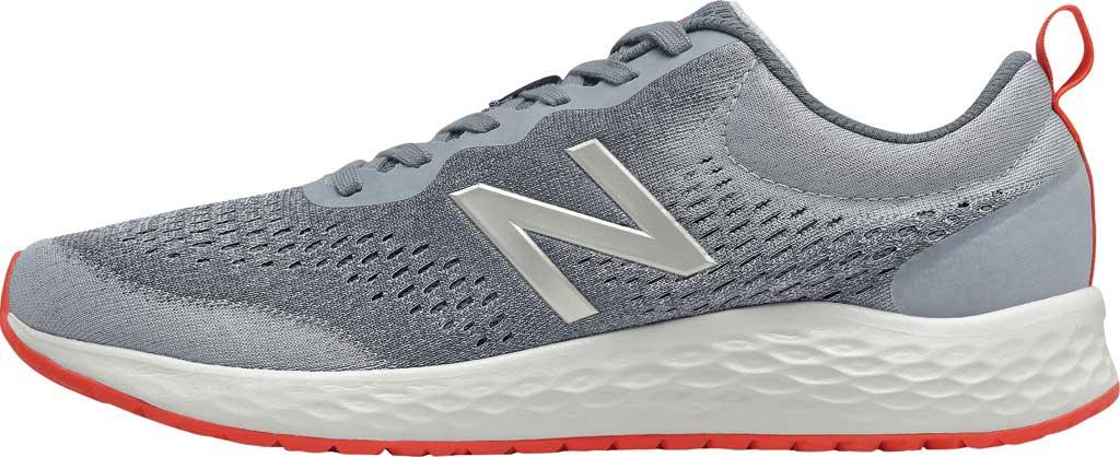 Men's New Balance Fresh Foam Arishi v3 Running Sneaker, Light Cyclone/Ocean Grey, large, image 3