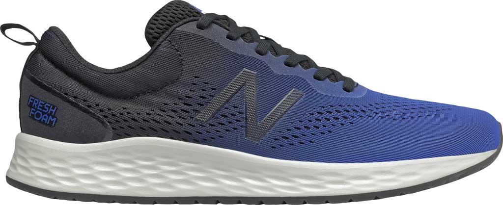 Men's New Balance Fresh Foam Arishi v3 Running Sneaker, Blue/Black, large, image 1
