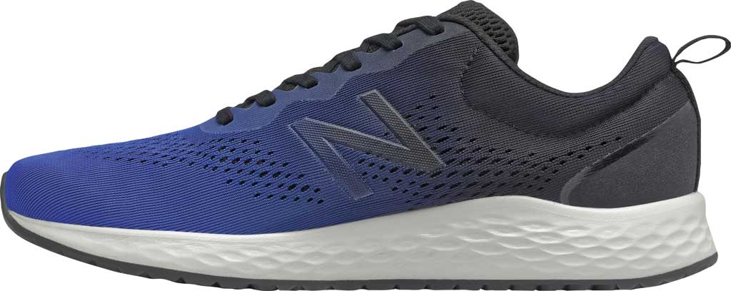 Men's New Balance Fresh Foam Arishi v3 Running Sneaker, Blue/Black, large, image 2