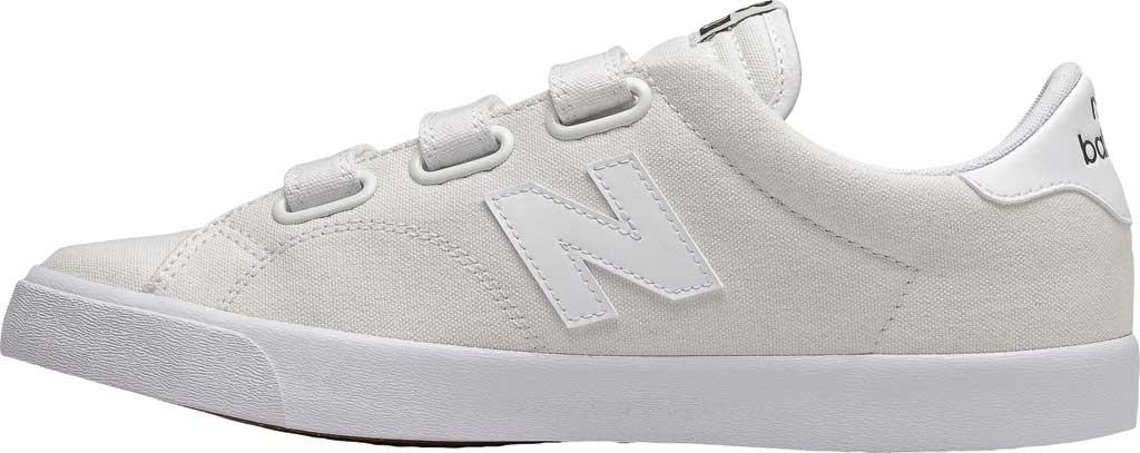 Men's New Balance 210v1 Sneaker, White/White, large, image 2