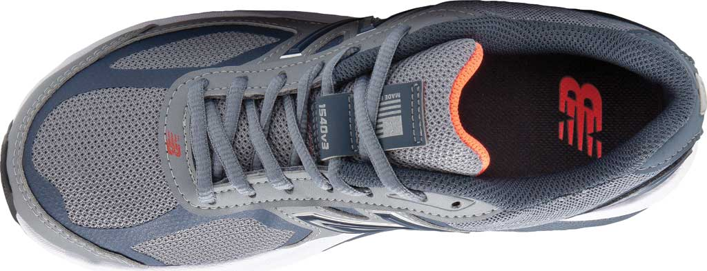 Women's New Balance 1540v3 Running Sneaker, Gunmetal/Dragonfly, large, image 3