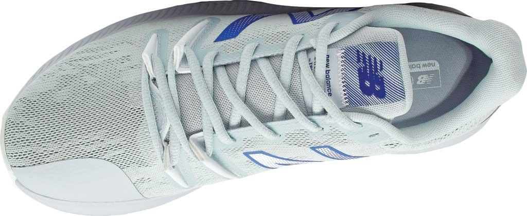 Men's New Balance Dynasoft TRNR Cross Training Shoe, Light Cyclone/Team Royal, large, image 4