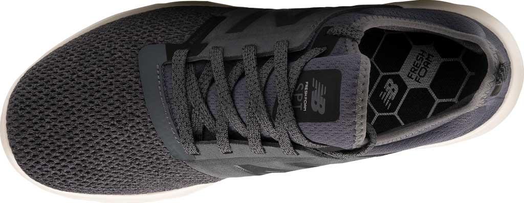 Men's New Balance Fresh Foam Sport v2 Slip-On Running Shoe, Lead/Magnet, large, image 4