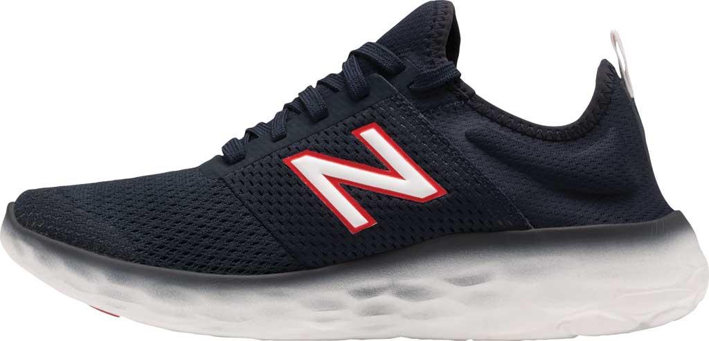Men's New Balance Fresh Foam Sport v2 Slip-On Running Shoe, Natural Indigo/Eclipse, large, image 3