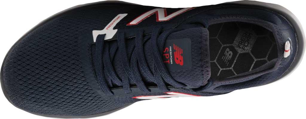 Men's New Balance Fresh Foam Sport v2 Slip-On Running Shoe, Natural Indigo/Eclipse, large, image 4