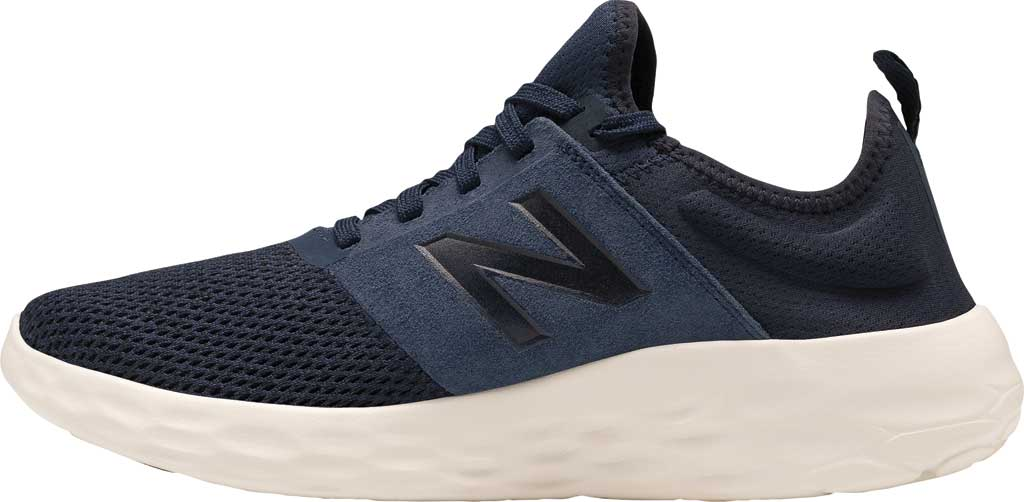 Men's New Balance Fresh Foam Sport v2 Slip-On Running Shoe, Natural Indigo/Natural Indigo, large, image 3