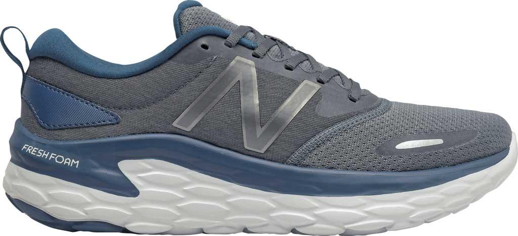 Men's New Balance Fresh Foam Altoh Road Running Shoe, Gray/Rogue Wave, large, image 2