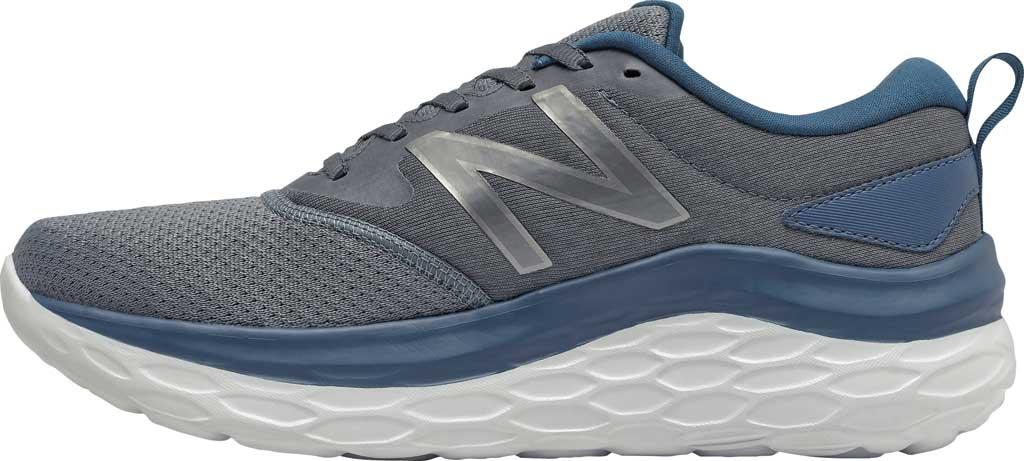 Men's New Balance Fresh Foam Altoh Road Running Shoe, Gray/Rogue Wave, large, image 3