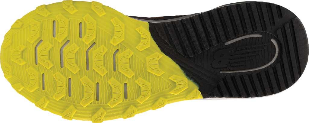 Men's New Balance DynaSoft Nitrel v4 Trail Running Shoe, Grey/Yellow, large, image 5