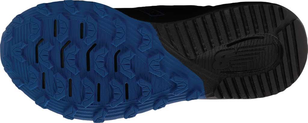 Men's New Balance DynaSoft Nitrel v4 Trail Running Shoe, Black/Cobalt, large, image 5
