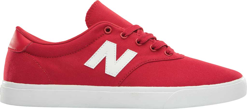 Men's New Balance All Coasts AM55v1 Sneaker, Team Red/White, large, image 1