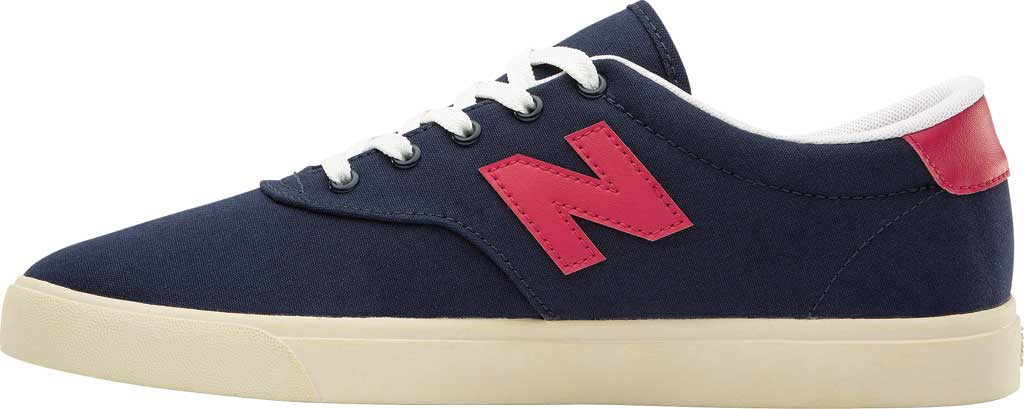 Men's New Balance All Coasts AM55v1 Sneaker, Navy/Red, large, image 3
