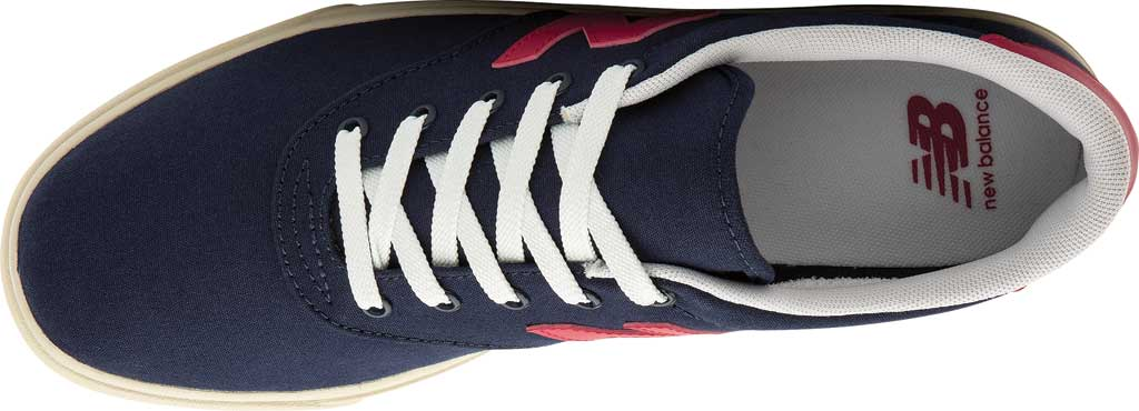 Men's New Balance All Coasts AM55v1 Sneaker, Navy/Red, large, image 4