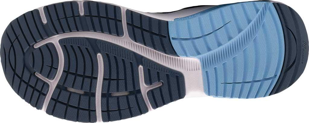 Women's New Balance 847v4 Walking Sneaker, Light Aluminum/Vintage Indigo/Team Carolina, large, image 4