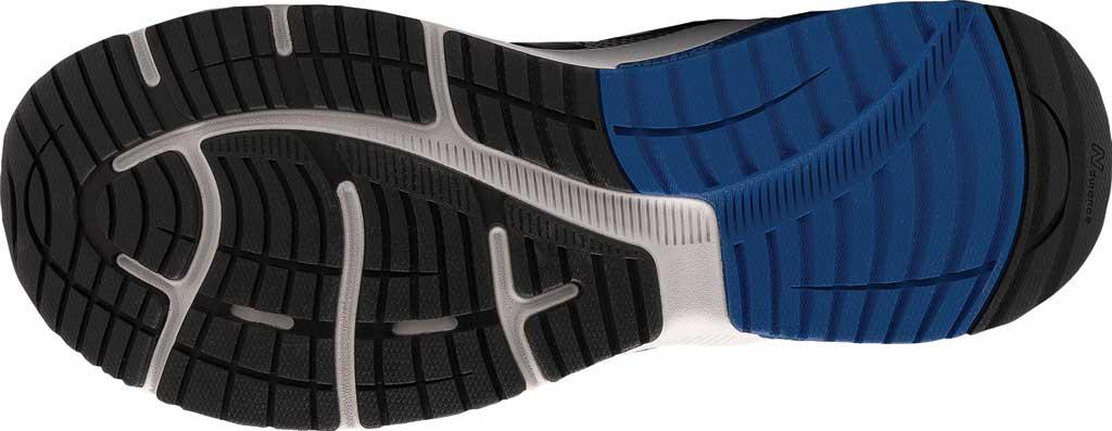 Men's New Balance 847v4 Walking Sneaker, Arctic Fox/Black/Team Royal, large, image 4
