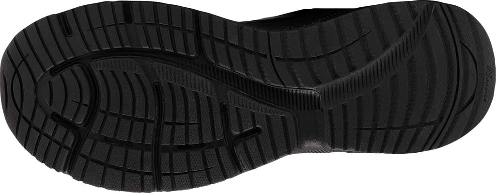 Men's New Balance 847v4 Walking Sneaker, Black/Black, large, image 5