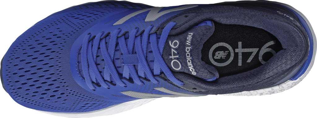 Men's New Balance 940v4 Running Sneaker, Team Royal/Eclipse/White, large, image 3