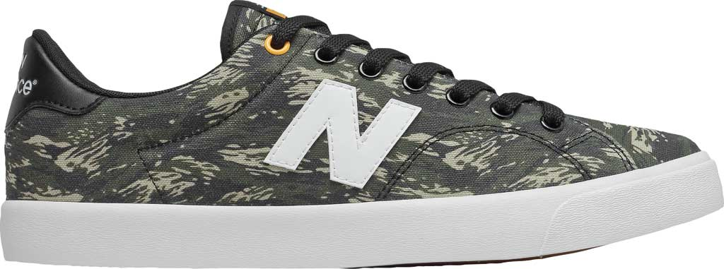 Men's New Balance All Coasts AM210 Mid Sneaker, Green/Black, large, image 2