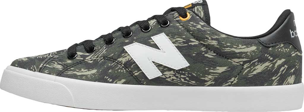 Men's New Balance All Coasts AM210 Mid Sneaker, Green/Black, large, image 3