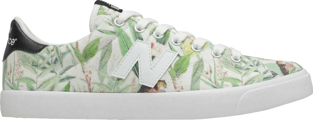 Men's New Balance All Coasts AM210 Mid Sneaker, Green/White, large, image 2