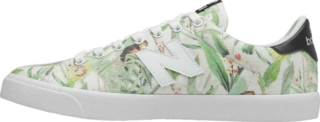 Men's New Balance All Coasts AM210 Mid Sneaker, Green/White, large, image 3
