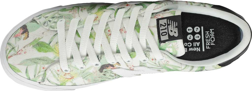 Men's New Balance All Coasts AM210 Mid Sneaker, Green/White, large, image 4