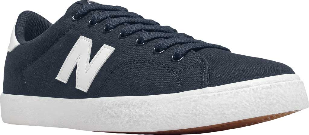 Men's New Balance All Coasts AM210 Mid Sneaker, Navy/White, large, image 1