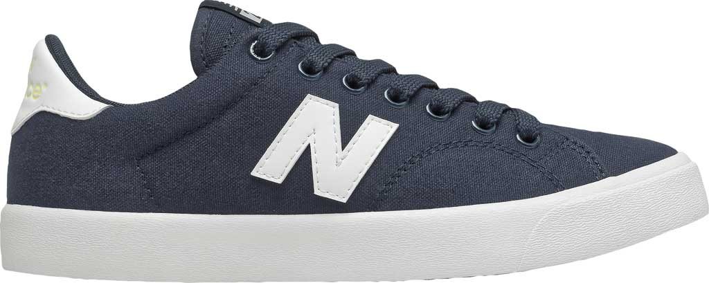 Men's New Balance All Coasts AM210 Mid Sneaker, Navy/White, large, image 2