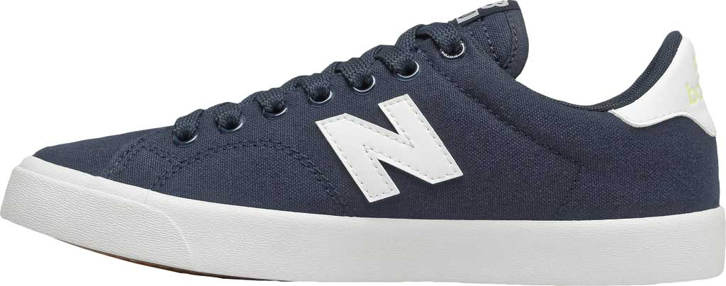 Men's New Balance All Coasts AM210 Mid Sneaker, Navy/White, large, image 3