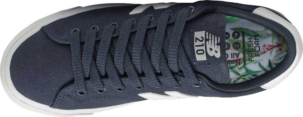 Men's New Balance All Coasts AM210 Mid Sneaker, Navy/White, large, image 4