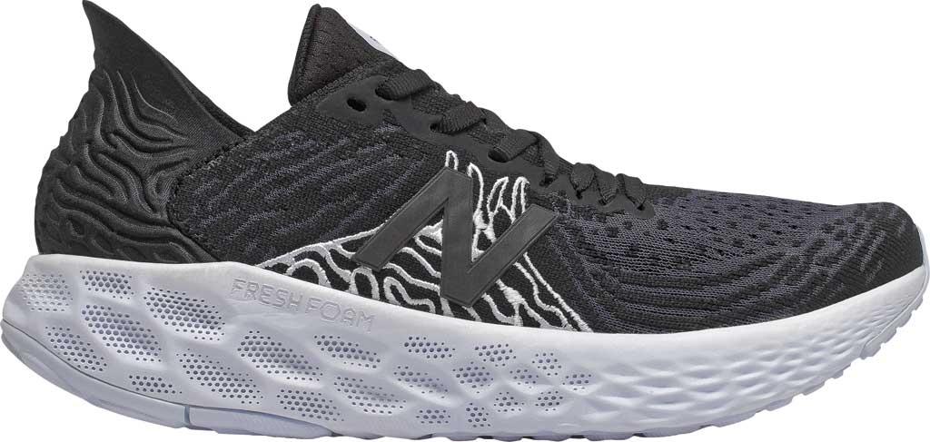 Women's New Balance Fresh Foam 1080v10 Running Shoe, Black/Outerspace, large, image 1