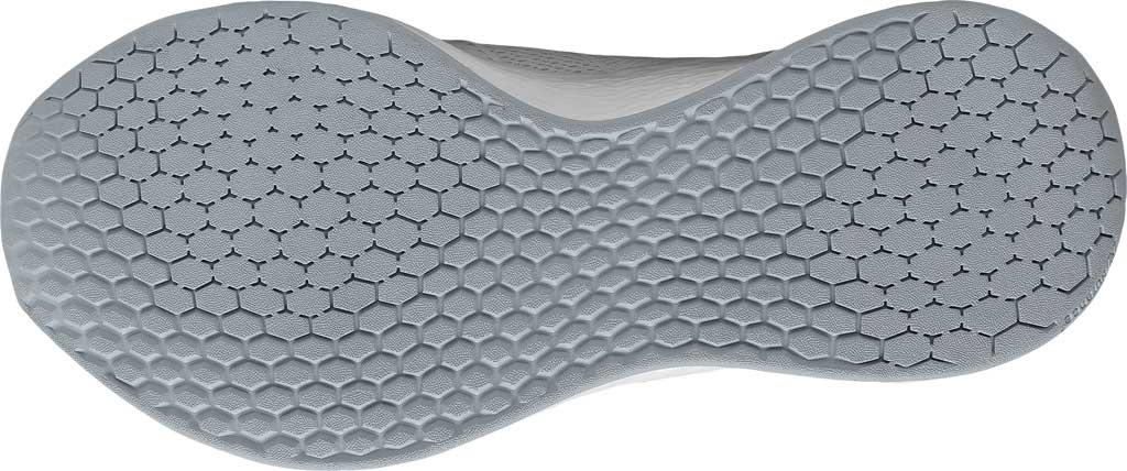 Women's New Balance Fresh Foam Roav v1 Running Shoe, White/Vivid Coral/Light Cyclone, large, image 5