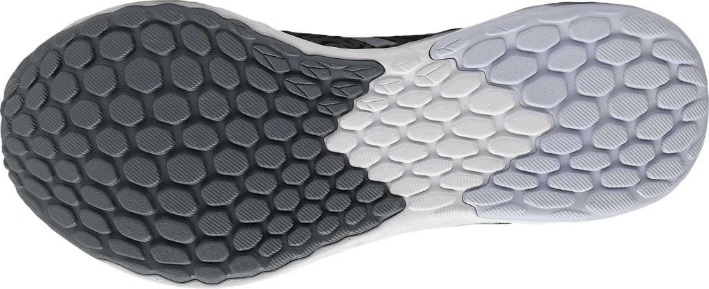Women's New Balance Fresh Foam Tempo v1 Running Shoe, Black/Lead/Moondust, large, image 4
