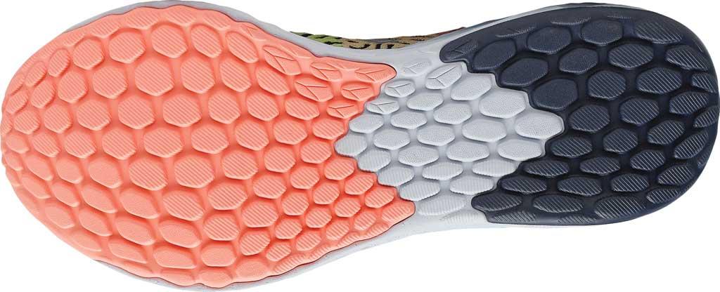 Women's New Balance Fresh Foam Tempo v1 Running Shoe, Natural Indigo/Ginger Pink/Lemon Slush, large, image 4