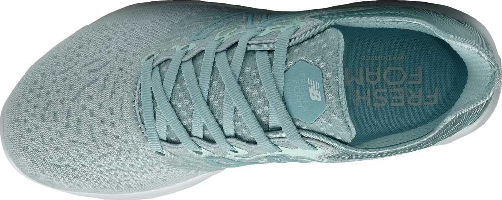 Women's New Balance Fresh Foam Beacon v3 Running Shoe, Storm Blue/Glacier, large, image 3