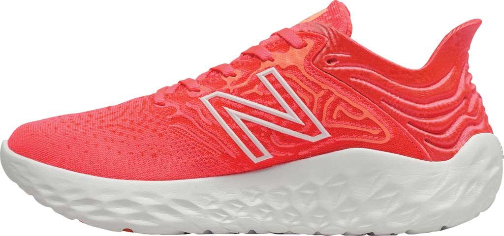 Women's New Balance Fresh Foam Beacon v3 Running Shoe, Star Glo/Bleached Lime Glo, large, image 3
