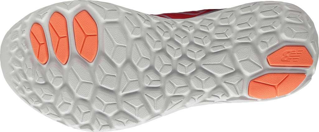 Women's New Balance Fresh Foam Beacon v3 Running Shoe, Star Glo/Bleached Lime Glo, large, image 5