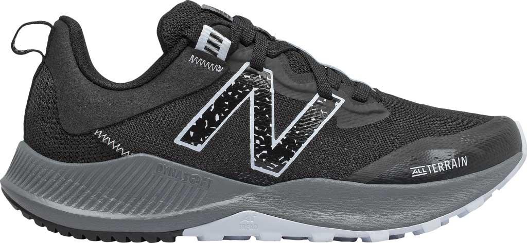 Women's New Balance DynaSoft Nitrelv4 Trail Running Sneaker, Black/Moon Dust, large, image 2
