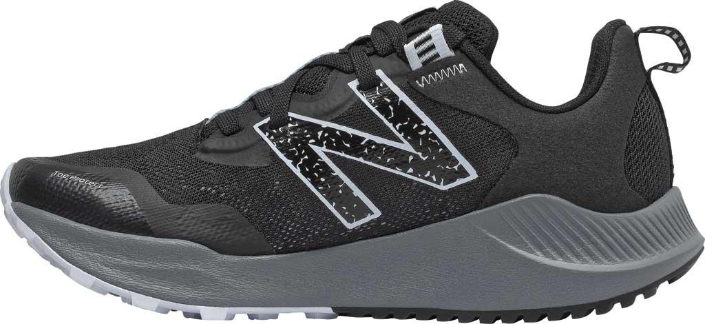 Women's New Balance DynaSoft Nitrelv4 Trail Running Sneaker, Black/Moon Dust, large, image 3