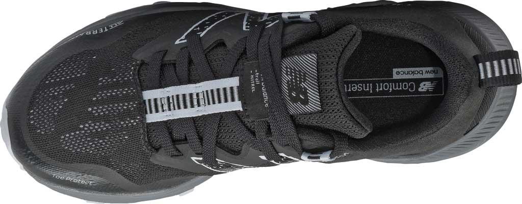 Women's New Balance DynaSoft Nitrelv4 Trail Running Sneaker, Black/Moon Dust, large, image 4
