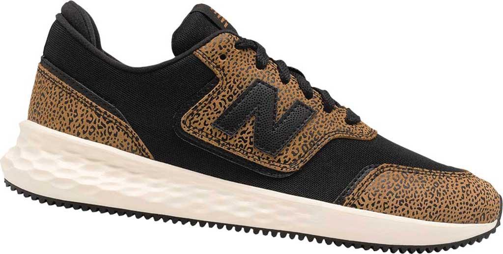 Women's New Balance X70v1 Fresh Foam Sneaker, Workwear/Black, large, image 1