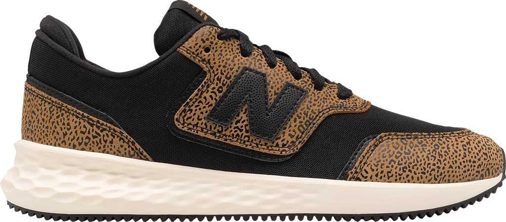 Women's New Balance X70v1 Fresh Foam Sneaker, Workwear/Black, large, image 2