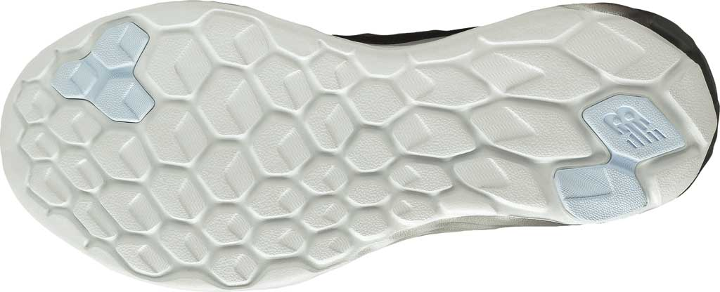 Women's New Balance Fresh Foam Sport v2 Running Shoe, Black/Thunder/UV Glo, large, image 5