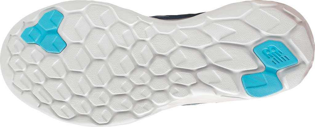 Women's New Balance Fresh Foam Sport v2 Running Shoe, Ocean Grey/Logwood/Silver, large, image 5