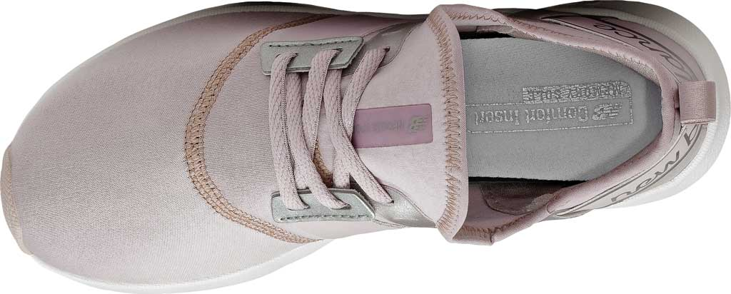 Women's New Balance Nergize Sport Athleisure Sneaker, Logwood/Silver Metallic, large, image 4