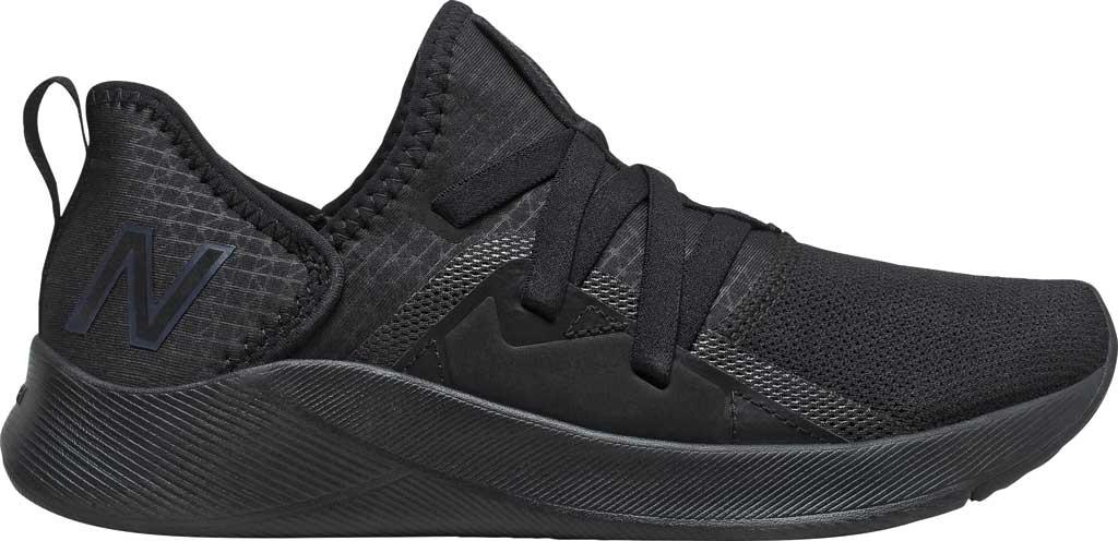 Women's New Balance Beaya Slip On Sneaker, Black/Thunder/Outer Space, large, image 2