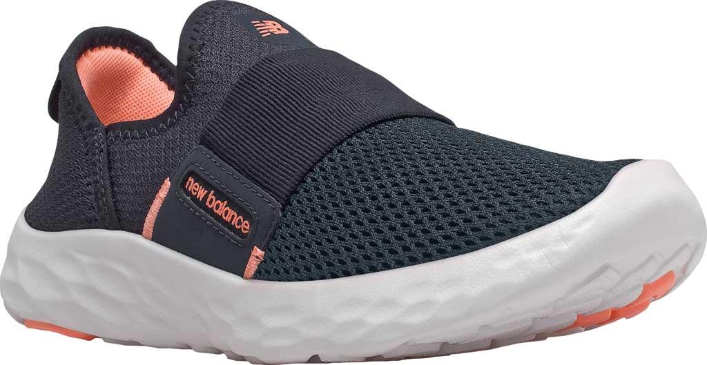 Women's New Balance Fresh Foam SPT Slip On Sneaker, Outer Space/Paradise Pink/Arctic Fox, large, image 1