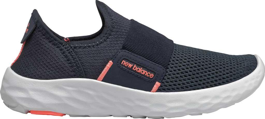 Women's New Balance Fresh Foam SPT Slip On Sneaker, Outer Space/Paradise Pink/Arctic Fox, large, image 2